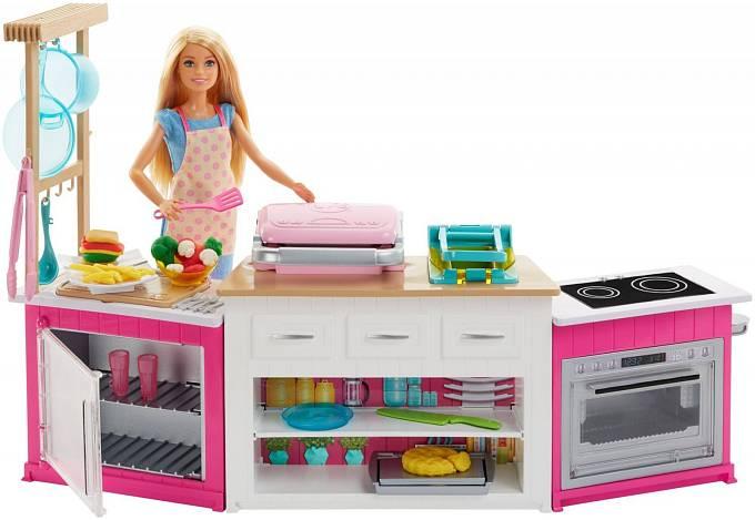 Barbie už zdaleka není jen panenka, prodává se i s celou domácností