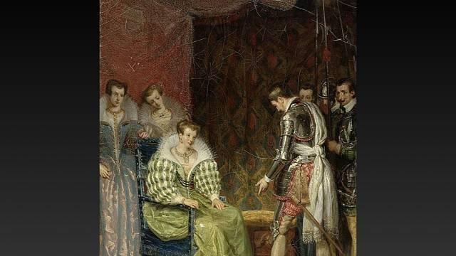 Markéta z Valois a Honoré d'Urfé