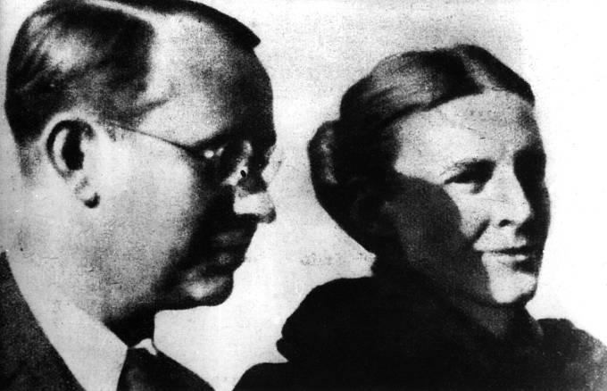 Mildred a Arvid Harnackovi