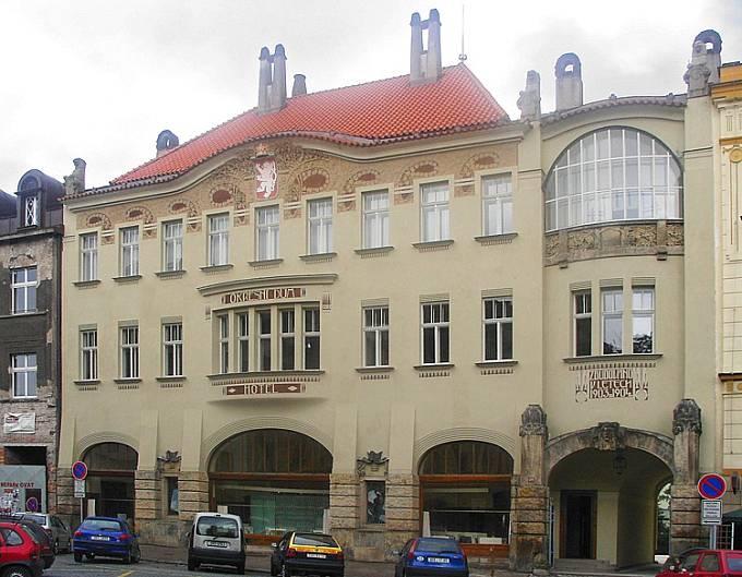 Okresní dům vHradci Králové (1902)