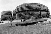 komplex budov Watergate, Washington