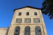 Výstavbu má provést firma GeddesKaňka (na obrázku budova varny)