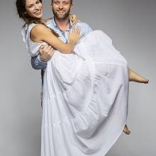 Veronika Kubařová a Pavel Khek