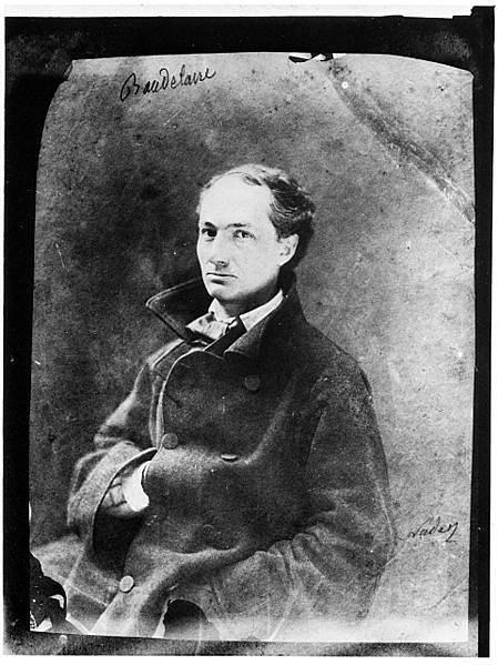básník Charles Baudelaire
