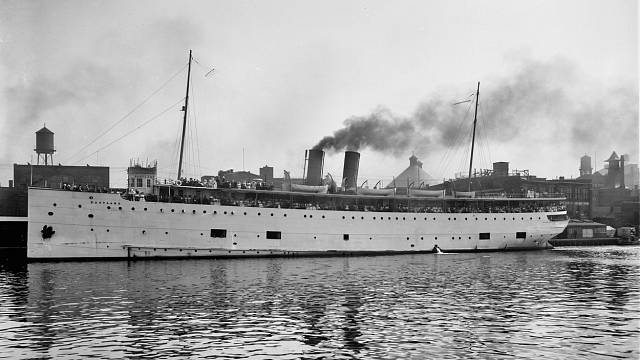 SS Eastland