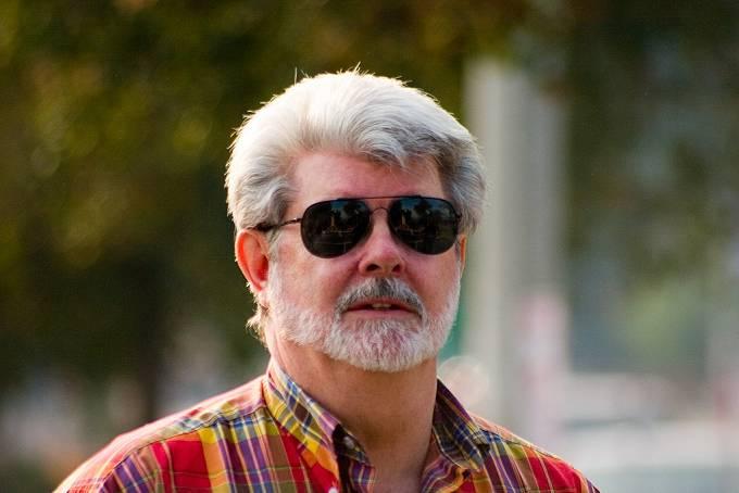 Tvůrce, režisér a miliardář George Lucas.