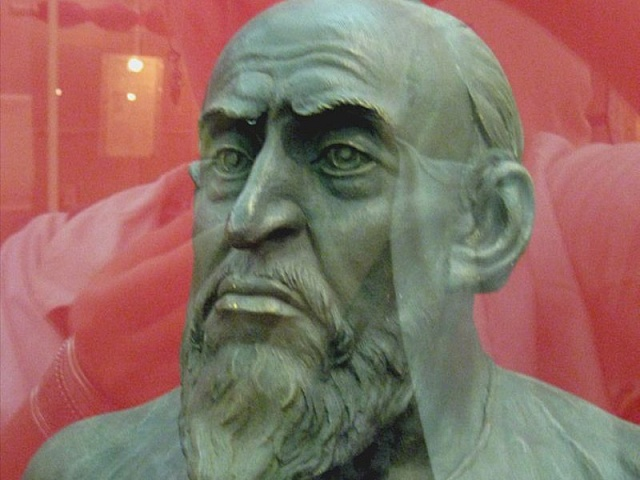 forenzní rekonstrukce podoby Ivana IV. od M. Gerasimova