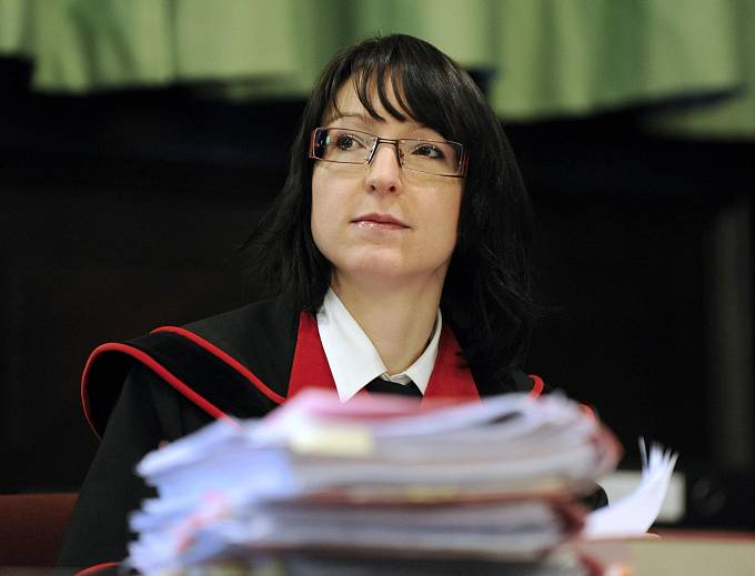Soudkyně Andrea Humerová