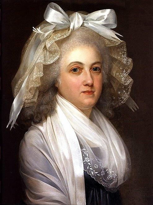 Marie Antoinetta během věznění vTemplu