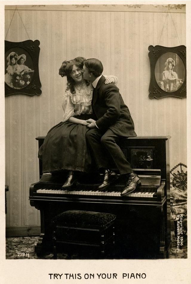 Zkuste tohle na svém pianě!