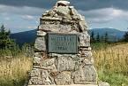 Hančův pomník v Krkonoších