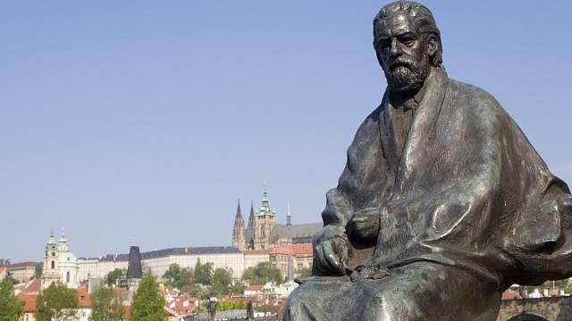 Socha Bedřicha Smetany
