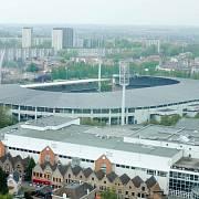 Stadion krále Baudoina v Bruselu, do r. 1994 Heysel Stadion