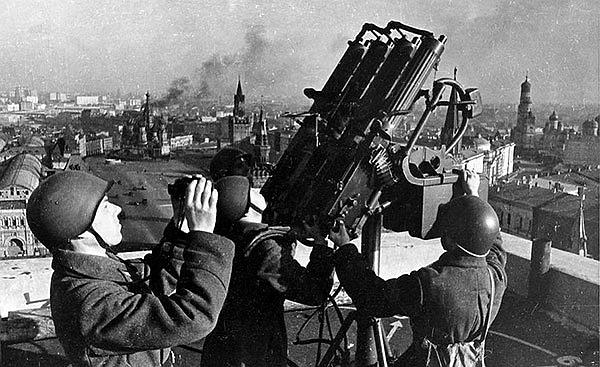 Protiletecká obrana Moskvy