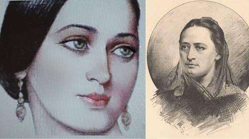 Božena Němcová se narodila do ideální doby - za krásné byly považovány ženy drobné, s jemným obličejem.