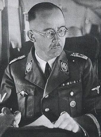 S nápadem zřídit v koncentračních táborech nevěstince přišel šéf SS Heinrich Himmler