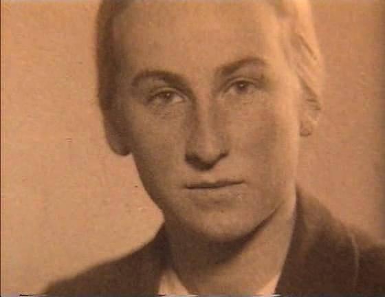 Mengeleho první manželka Irene Schönbein