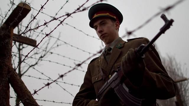 Hranice byly za komunistického režimu přísně střežené.