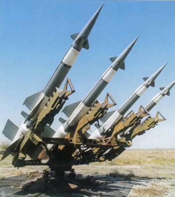 Raketový systém, který Srbové použili k sestřelení letounu