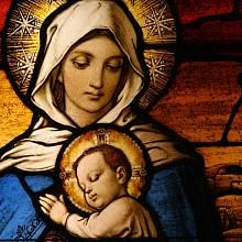 Panna Maria s Ježíškem