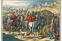 Tamerlán zajal sultána Bayezida I.