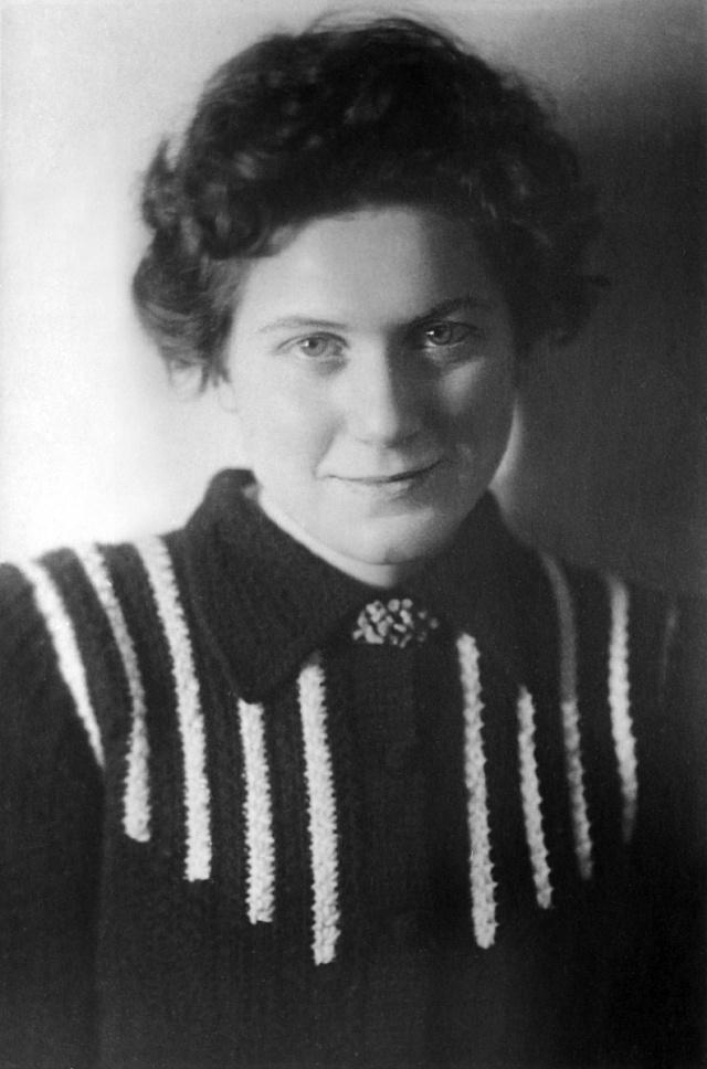 Světlana Stalinová se nikdy nezbavila nálepky dcery svého otce