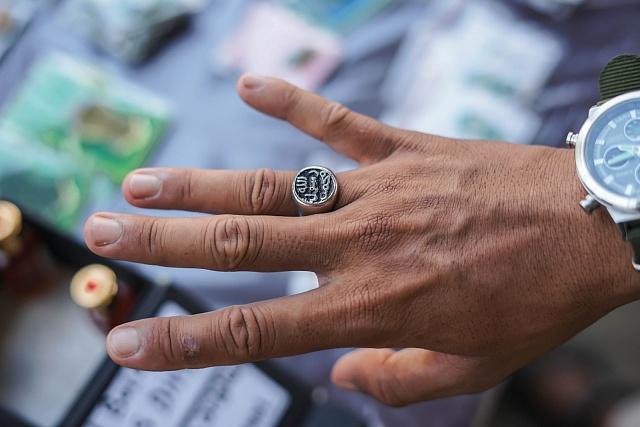 Prsten proroka Mohameda