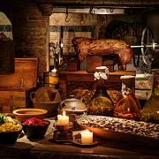 Středověká kuchyně