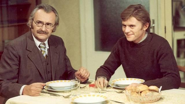Jiří Sovák a Jiří Schmitzer