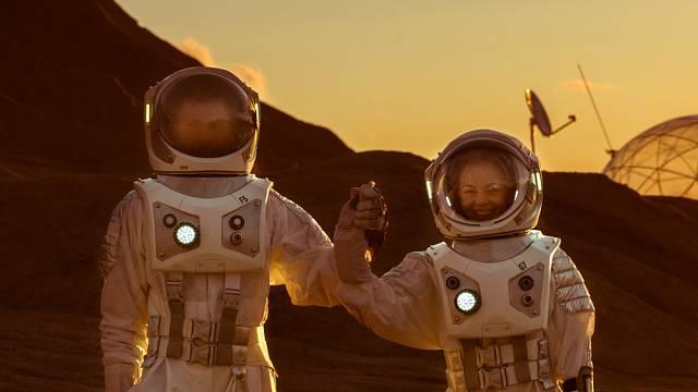 Jak bude vypadat život na Marsu?