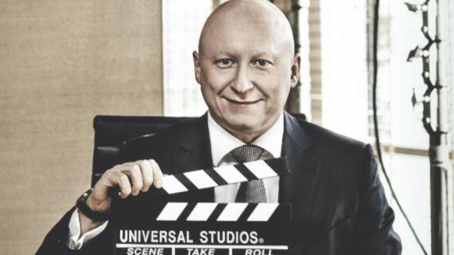 Generální ředitel ČEZ Daniel Beneš.