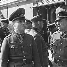 Erwin Rommel v roce 1944