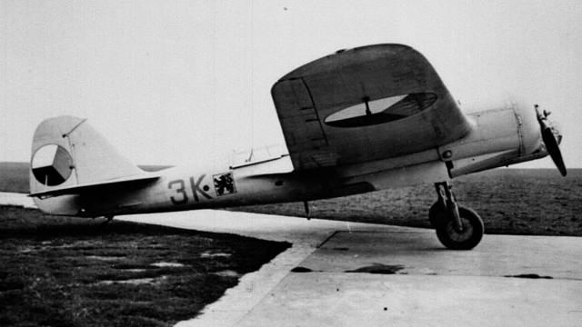 Sovětský bombardér Tupolev