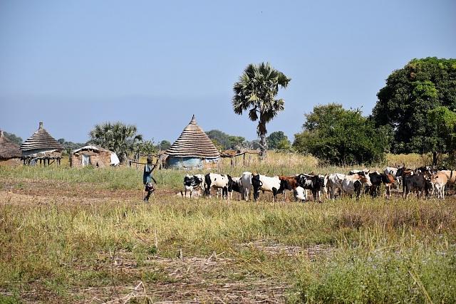 Návštěva Jižního Súdánu je jako výlet do historie.