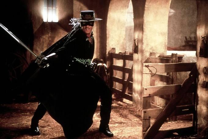 Zorro v podání Antonia Banderase