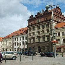 Budova plzeňské radnice