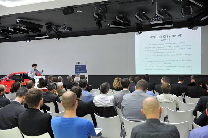 Český inovátor se věnuje zejména hybridním pohonům