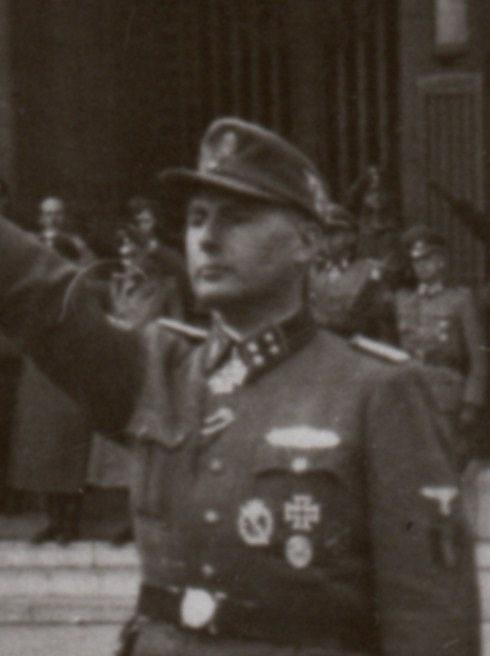 Leon Degrelle, zakladatel Rexistické strany a Hitlerův obrovský stoupenec