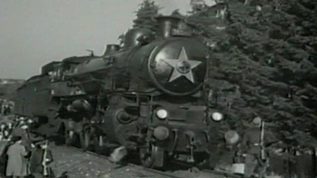 Vlak svobody