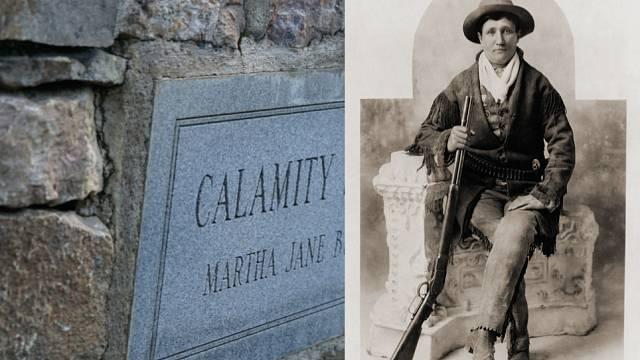 Odvážná skautka Marta alias Calamity Jane byla zapojena do několika vojenských kampaní během válek s Indiány.