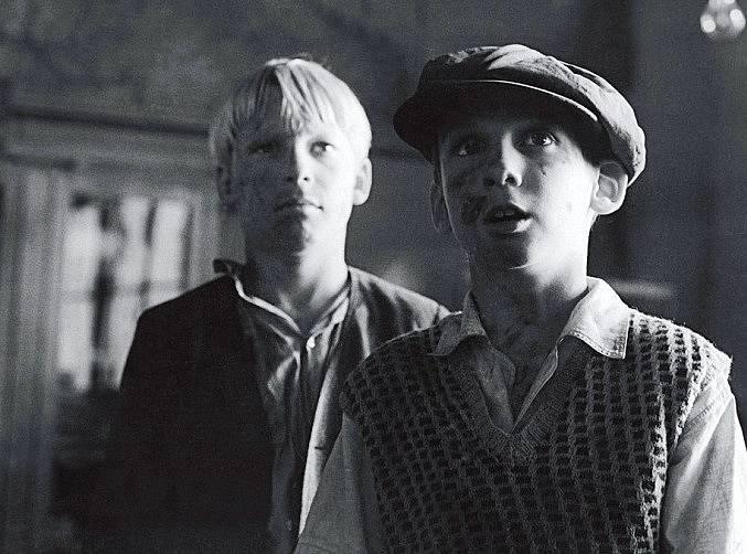 Z filmu Obecná škola