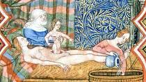 Císařský žen se praktikoval jen v případě, že rodička zemřela.