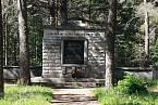 Památník obětí holocaustu v Estonsku