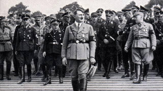 Adolf Hitler miloval krásu. Byl jí dokonce opojen!