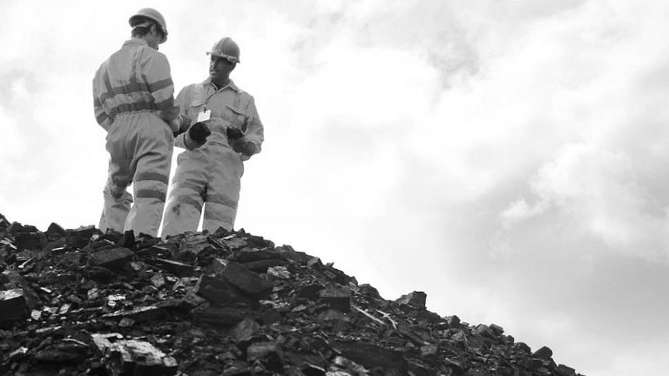 Těžební průmysl