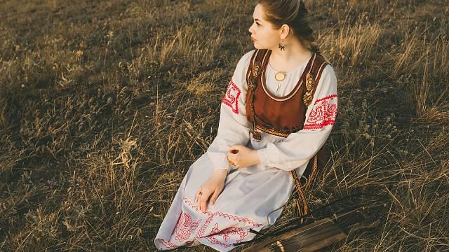 Ilustrační foto: Typický středověký kostým