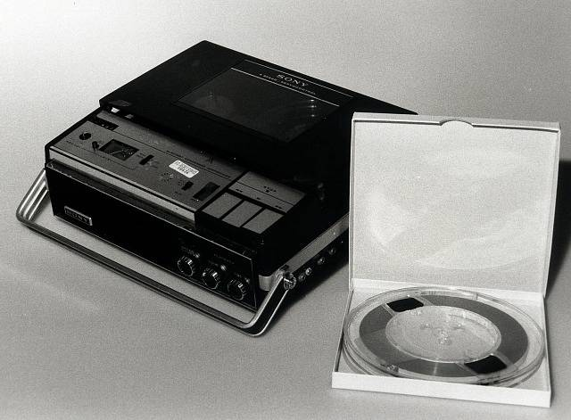 magnetofonové nahrávky sehrály zásadní roli