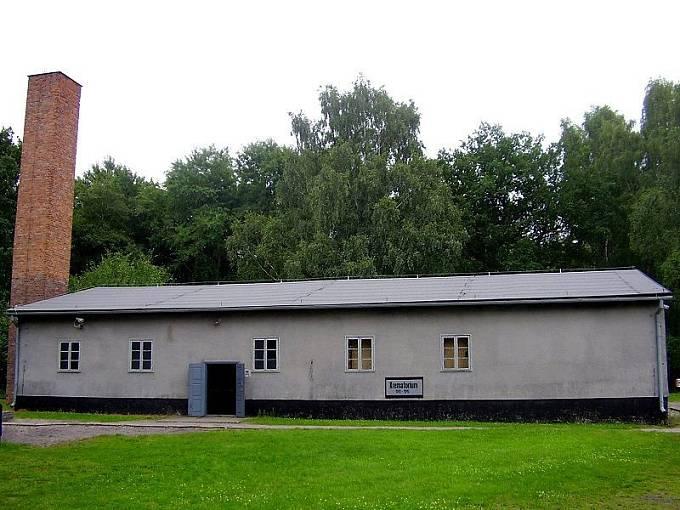 Krematorium ve Stutthofu