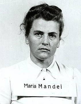 Maria Mandel měla přezdívku Bestie