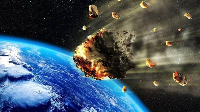 Pravděpodobnost, že člověka zasáhne meteorit, je asi 1:1 600 000. Lze tedy mluvit o štěstí...